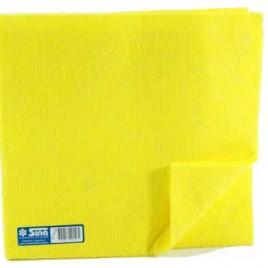 Trapo de piso amarillo